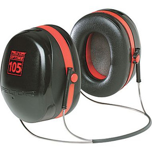 Behind-The-Head Dual Cup Hearing Protector Nrr 29 Db