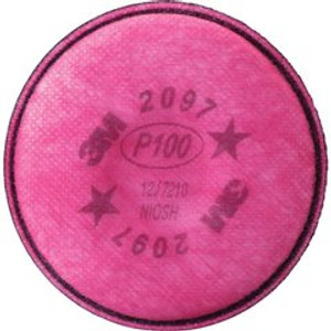 Respirator p100 Ozone Prot Nuis Level Org Vap Relf (2/Bag)