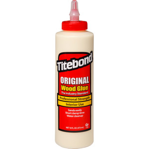 16 oz Titebond Original Wood Glue
