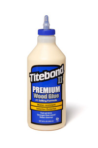 32 oz Titebond II Premium Wood Glue