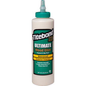 16 oz Titebond III Ultimate Wood Glue