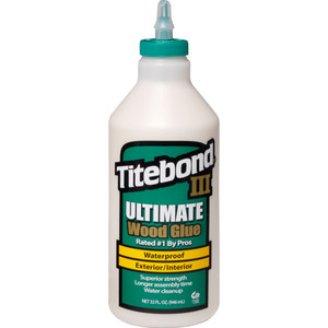 32 oz Titebond III Ultimate Wood Glue
