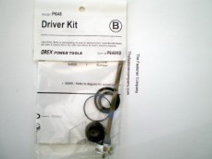 Replacement Driver Blade Kit for P650/650L