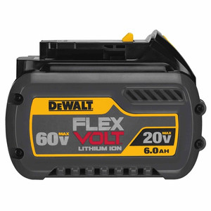 20V/60V Max Flex Volt 6.0 Ah Battery