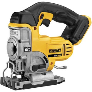 20V MAX Cordless Jig Saw (Tool Only)