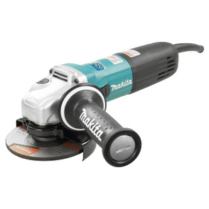 "5"" 12AMP Angle Grinder With New SJS II"
