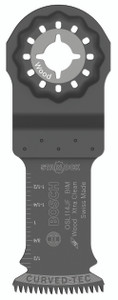 1-1/4 In. Starlock® Bi-Metal Xtra Clean Plunge Cut Blade
