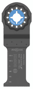 1-1/4 In. Starlock® Bi-Metal Plunge Cut Blade