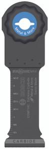 1-1/4 In. StarlockMax® Carbide Plunge Cut Blade
