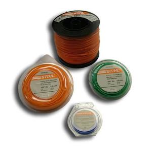 Premium Round Line - .080 Line 1/2lb Pack - Green