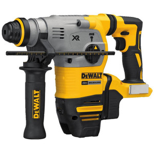 "20V Max XR Brushless 1-1/8"" L-Shape SDS Plus Rotary Hammer Drill"
