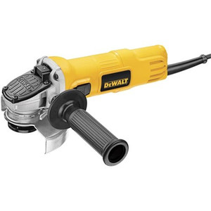 4-1/2-Inch Small Angle Grinder with One-Touch Guard