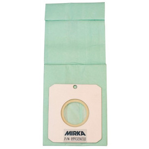 DISPOSABLE PAPER DUSTBAGS - 10 Pack