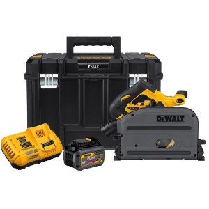 "60V Max 6-1/2"" (165mm) Cordless Tracksaw Kit"