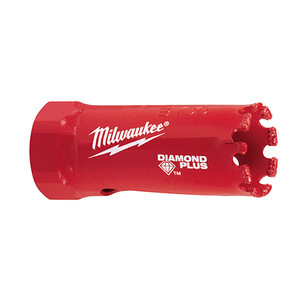 Milwaukee Threaded Diamond Hole Saws