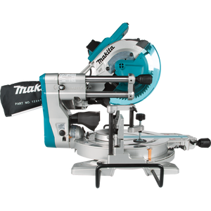 """10"""" Dual‑Bevel Sliding Compound Miter Saw with Laser"""