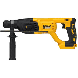 """20V Max XR Brushless 1"""" D-handle Rotary Hammer (Tool Only)"""
