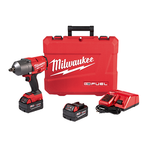 """M18 FUEL High Torque ½"""" Impact Wrench with Friction Ring Kit"""