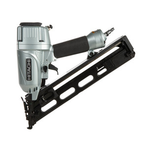 """2-1/2"""" 15-Gauge Angled Finish Nailer with Air Duster"""