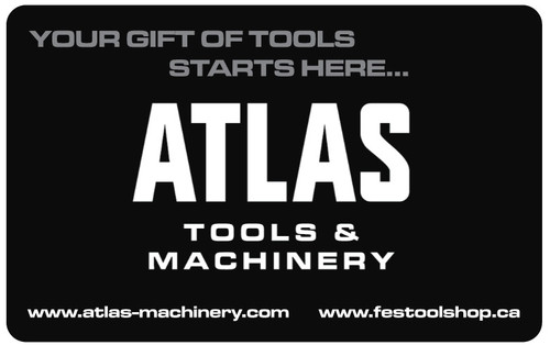 Atlas Machinery Gift Card