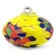Circus Yellow Orb (4 inch)