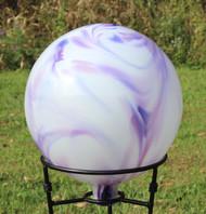 Violet gazing Ball