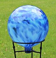Montana Blue / Water Blue Gazing Ball