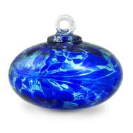 Blue & Green Orb Kugel