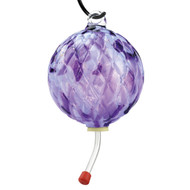 Hummingbird Feeder Diamond Optic Lavender Lilly