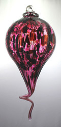 Wine Red / Ruby Red Optic Gourd