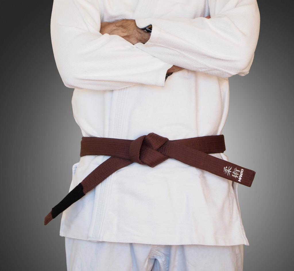 "Belt BJJ ""Kanji"" Brown"