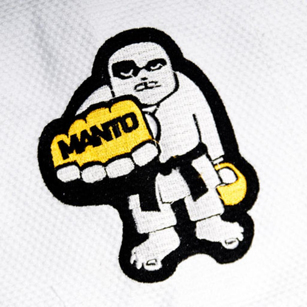 """MANTO """"SELECT"""" GI for Kids - White"""