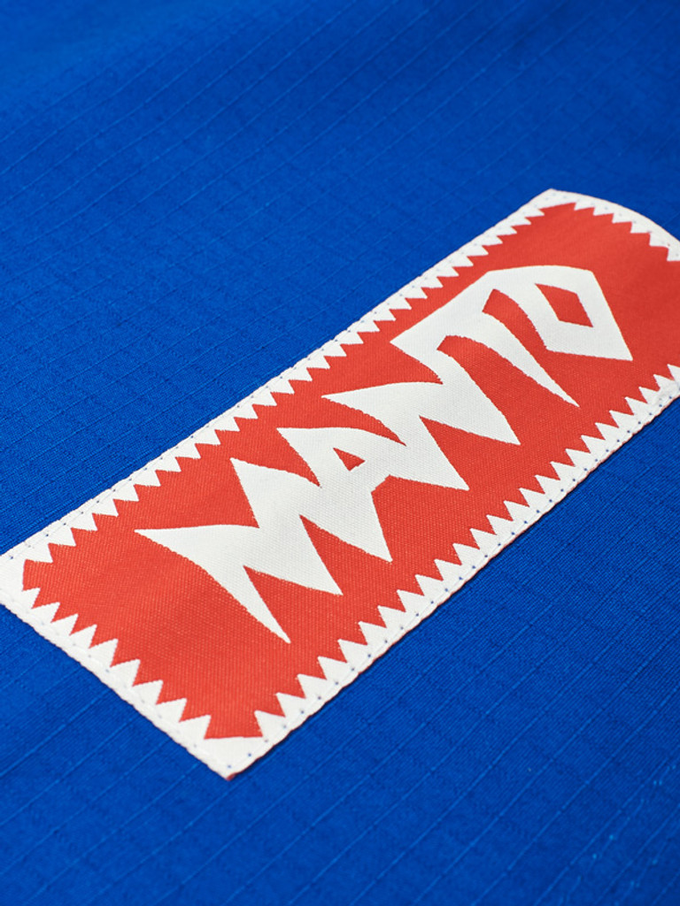 "MANTO ""ROOSTER"" BJJ GI Blue"