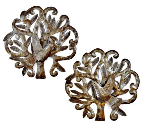 haiti metal ornamental mini nesting trees
