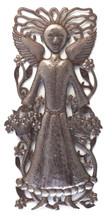 Garden Angel Metal Art Haiti