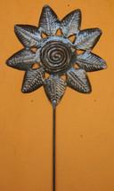 "Spiral Glory Garden Stake SM208  10""x 34"""