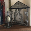 Haiti metal nativity Fair Trade Federation Metal Art unique art