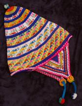 Antique Bolivian Hat 5