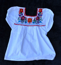 Oaxacan Child's Blouse 1