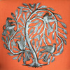 HAITI METAL TREE OF LIFE FAIR TRADE RECYCLED