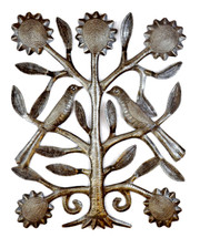 Haiti Metal Art Wedding Tree