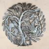 RECYCLED  STEEL TREE OF LIFE HAITI