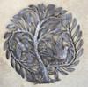 TREE OF LIFE METAL ART HAITI