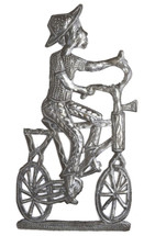 "Boy on Bike, Riding to Town  SM545   9"" x 16"""