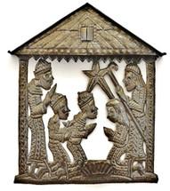 Nativity Holy Family, Haitian Fine Art, Christmas, Holiday Decor