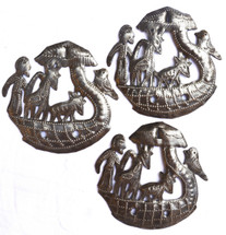 christmas Noah's Ark Ornaments