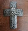 milagro cross handmade in Haiti