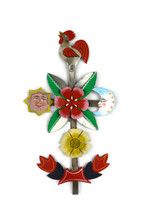 Peruvian Cross, Folk Art