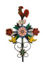 Peruvian Cross, Folk Art, Wall Collection