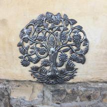 Haitian Metal Tree of Life